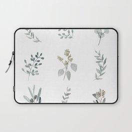 Botanical elements Laptop Sleeve