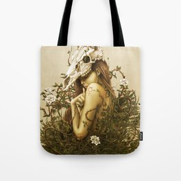 Deer secret. Tote Bag