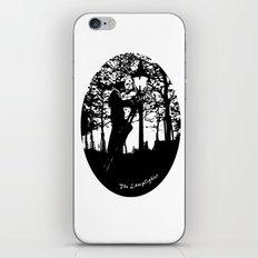 Lamplighter 1 iPhone & iPod Skin