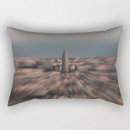 AGBAR TOWER Rectangular Pillow