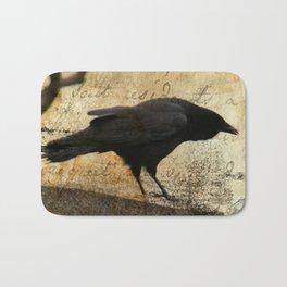 Crow Caws Bath Mat