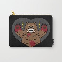 Break Up Bear Carry-All Pouch