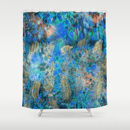 Amazing Waves Shower Curtain