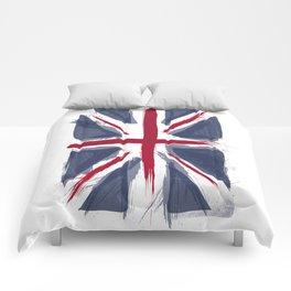 United Kingdom Flag Comforters