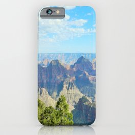 Grand Canyon Northern Rim iPhone Case