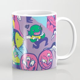 Monster Jam Coffee Mug