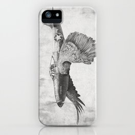 In which it's a bird. It's a plane. iPhone Case
