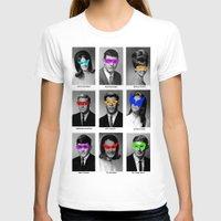 superhero T-shirts featuring Superhero Academy by Ismael Sandiego