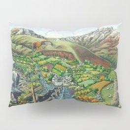 Prelude To Powys Pillow Sham