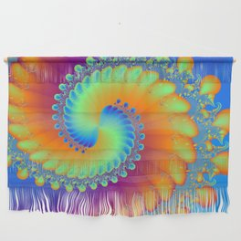 Color Wheel Wall Hanging