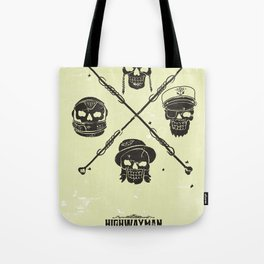 The Highwayman Tote Bag
