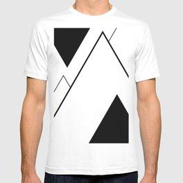 Minimal Mountains T-shirt