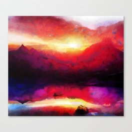 Nature 2 Canvas Print