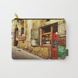 Tuscany, Italy Street Scene Carry-All Pouch