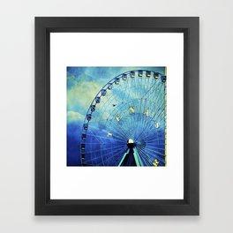 Texas 2014 Framed Art Print