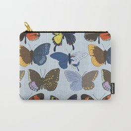 Gynandromorph Butterfly Carry-All Pouch