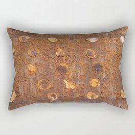 Rusty too Rectangular Pillow