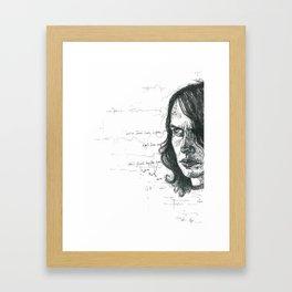 Come Near Me Framed Art Print