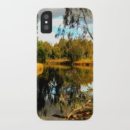 Reflective Light iPhone Case