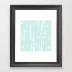 Waterfall by Friztin Framed Art Print