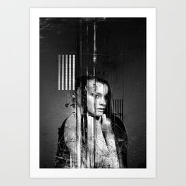 Transmission Art Print