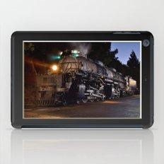 UP 4014. Union Pacific.  Steam Train Locomotive. Big Boy. © J. Montague. iPad Case
