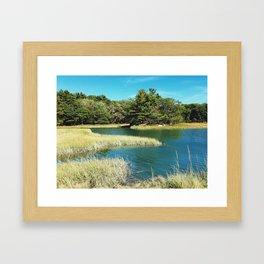 Kittery Maine | 2014 Framed Art Print