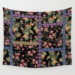 PASTORAL PATCHWORK Wall Tapestry