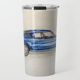 Vintage Mustang Travel Mug