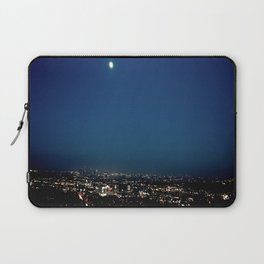 l.a. blur Laptop Sleeve