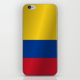 Flag of Colombia iPhone Skin