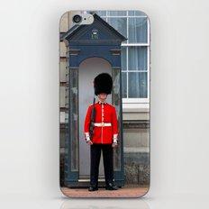 on gard iPhone & iPod Skin