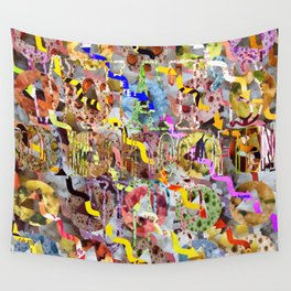 WHAT'S UP 05 Wall Tapestry