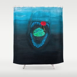 Lost But Not Forgotten Shower Curtain