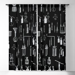 Mad Science Blackout Curtain