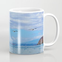 Deep Blues Coffee Mug