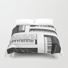 Collection : Synthetizers Duvet Cover