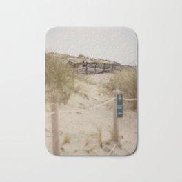 Walking In The Dunes Bath Mat