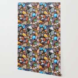 Healing Crystals Wallpaper