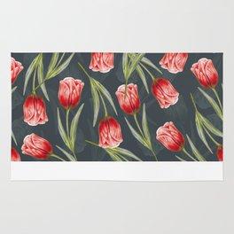 Tulipa pattern 5.3 Rug