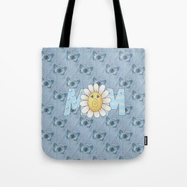 Dreamy Butterflies Roses and Mom Tote Bag
