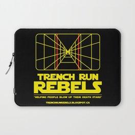 Trench Run Rebels Laptop Sleeve