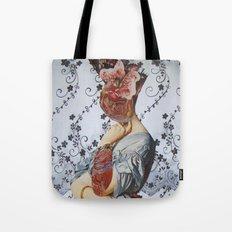 CONTESSA D'HASSONVILLE Tote Bag