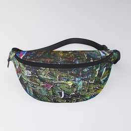 Abstract Vision II Fanny Pack