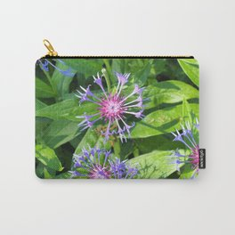 Bright fresh summer flowers Carry-All Pouch