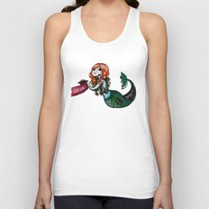 Creature of the sea Unisex Tank Top