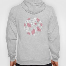 Pretty And Pink In The Tropical Jungle Hoody
