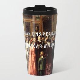 unspeakable Travel Mug