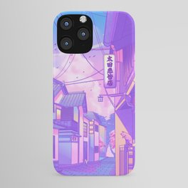 City Pop Kyoto iPhone Case