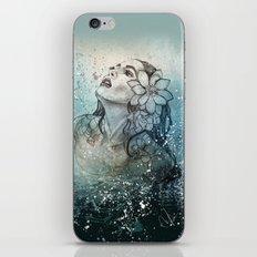 Nesaea iPhone & iPod Skin